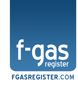 We are F-Gas safety registered