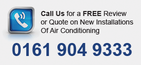 Free Quote on Air Cooling and Air Heating equipment Manchester Cheshire