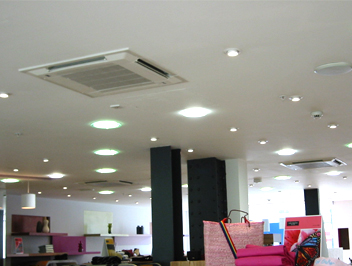 Commercial air conditioning manchester
