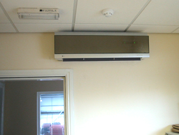 Office air conditioning manchester