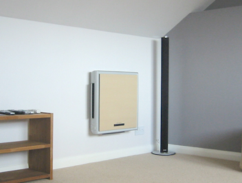 Efficient home heating units